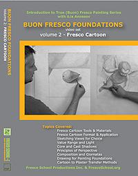 Fresco Cartoon DVD Tutorial